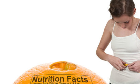 nutrition facts for weight loss