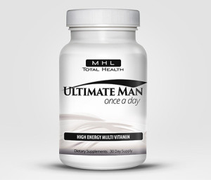 Ultimate Man Once Daily | WEBMDMEN