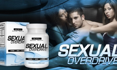 Sexual Overdrive – The Kind Of Boost You Need