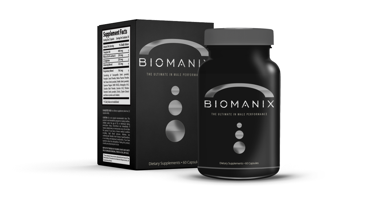 Biomanix Review – Male Enhancement Products Soar In Potency!
