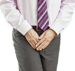 Prostate issues