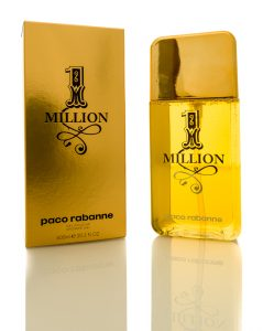 1 Million Cologne by Paco Rabanne, sexiest colognes