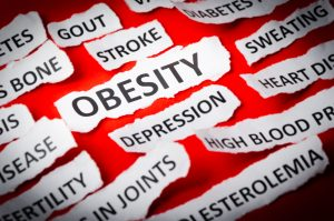 obesity and a=its negative effects and related diseases