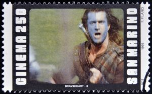 Braveheart movie reel
