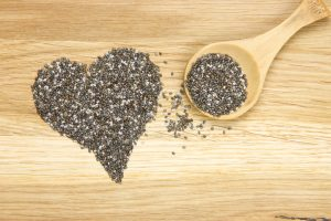 Chia Seeds for Men's Health