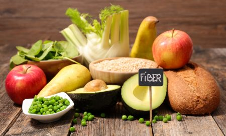 food that are rich in fiber