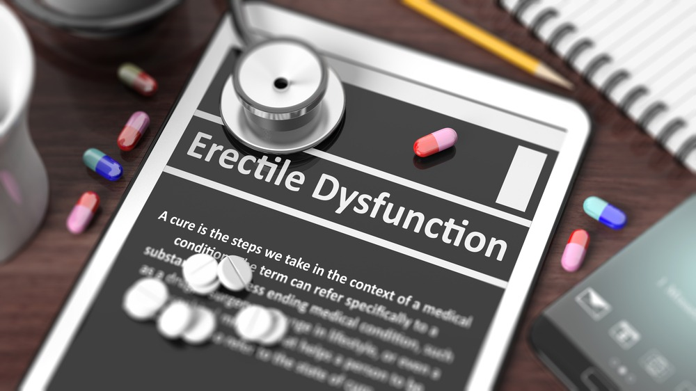 erectile dysfunction diagnosis
