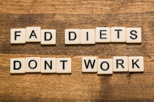 fad diets don't work tiles