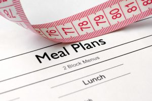 meal plans for weight maintenance